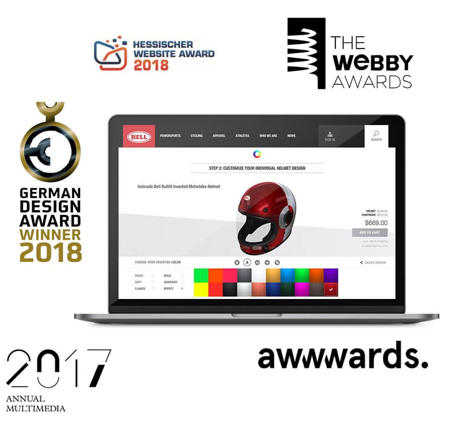 madeone-helmade-award-winning-online-configurator-software